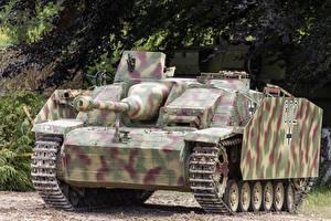 Wallpaper SPG German StuG III Ausf. G Army