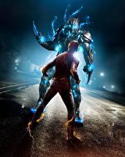 Photo The Flash 2014 TV series The Flash hero Superheroes Barry Allen Movies