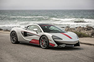 Image Tuning McLaren Grey 2016 Vorsteiner 570-VX Cars