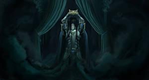 Bakgrunnsbilder Bokillustrasjoner Kriger Rustning Ursula K. Le Guin, Darkness Box