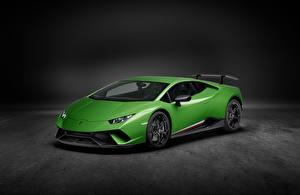 Fotos Lamborghini Grün Huracan, LP-580-2