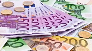 Bilder Geld Banknoten Euro 500