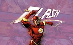 Picture The Flash hero Men Superheroes Movies
