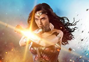 Wallpapers Wonder Woman hero Wonder Woman (2017 film) Gal Gadot Hands Movies Girls Celebrities