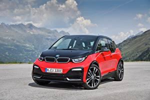 Bilder BMW Rot Metallisch 2017 i3 Worldwide Autos