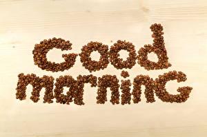Bilder Kaffee Getreide Englisches Text Lebensmittel