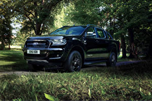 Photo Ford Black Metallic 2017 Ranger Limited Black Edition Double Cab Worldwide Cars