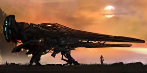 Photo Starship Technics Fantasy Robot