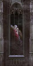 Hintergrundbilder Vampir Mann Gothic Fantasy Fenster 2 Fantasy Mädchens