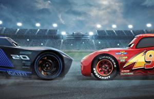 Hintergrundbilder Cars 3