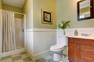 Fotos Innenarchitektur Design WC