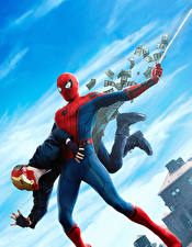 Photo Spider-Man: Homecoming Superheroes Spiderman hero