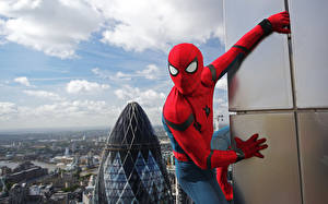 Pictures Spider-Man: Homecoming Spiderman hero Superheroes film