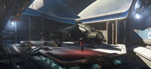 Image Starship Star Citizen vdeo game 3D_Graphics