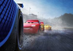 Wallpaper Cars 3 Motion Cartoons