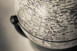 Pictures Closeup Globe