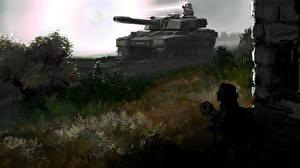 Sfondi desktop Command & Conquer Generals - Zero Hour Carri armati
