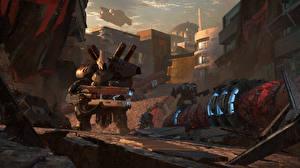Images Destiny 2 Robot vdeo game Fantasy