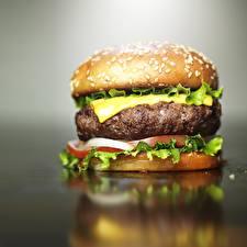 Hintergrundbilder Hamburger Großansicht Käse Fleischwaren