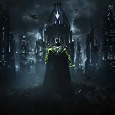 Фотография Герои комиксов Бэтмен герой Несправедливость 2 Ночь