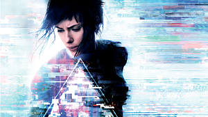 Images Scarlett Johansson Ghost in the Shell 2017 Movies Celebrities Girls