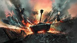 Image War Thunder Self-propelled gun American M18 Hellcat Games