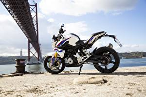 Bilder BMW - Motorrad Seitlich 2015-17 G 310 R