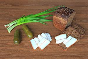 Fotos Brot Gurke Salo - Lebensmittel Lebensmittel