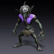 Bilder Goblin Bladestorm Spiele Fantasy 3D-Grafik