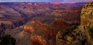 Bilder Grand Canyon Park USA Parks Canyons