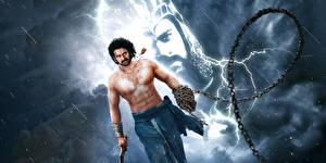 Bakgrunnsbilder Menn Regn Baahubali 2: The Conclusion Kjetting Prabhas Film