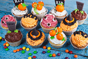 Image Sweets Candy Little cakes Halloween Fairy cake Design Food