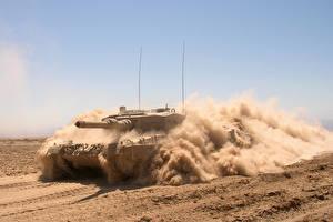 Picture Tank Leopard 2 German