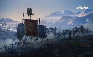 Pictures Warrior Battles Total War: Arena Games