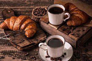 Hintergrundbilder Kaffee Croissant Becher Getreide Schneidebrett Lebensmittel