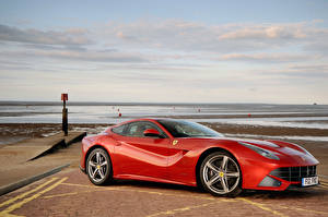 Images Ferrari Pininfarina Red Auto 2012-17 F12berlinetta Cars