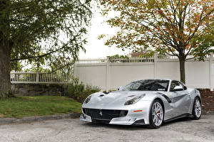 Images Ferrari Gray Metallic 2016-17 F12tdf auto