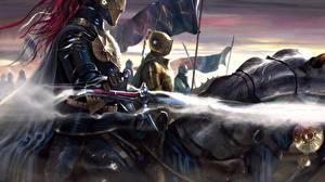 Bakgrunnsbilder Ridder Bokillustrasjoner Rustning Brandon Sanderson, The Way of Kings