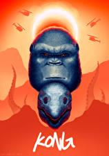 Fotos Kong: Skull Island Affen Fanart Film