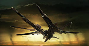 Picture Star Citizen Starship vdeo game Fantasy