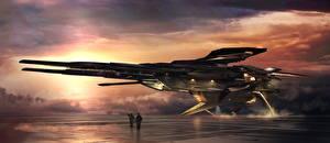 Wallpapers Star Citizen Starship Games Fantasy