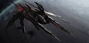 Images Star Citizen Starship vdeo game