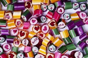 Bilder Süßware Bonbon Dauerlutscher Viel Lebensmittel