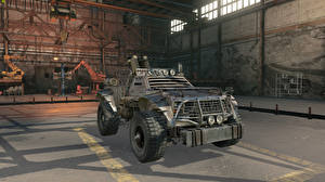 Pictures Technics Fantasy Crossout vdeo game 3D_Graphics