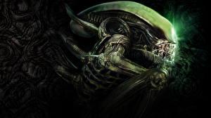 Hintergrundbilder Alien: Covenant Monsters Film
