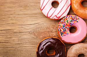Фотография Пончики Сахарная глазурь