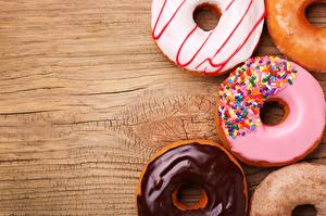 Sfondi desktop Doughnut Glassa di zucchero