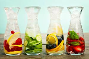 Hintergrundbilder Getränke Obst Flasche Eis Lebensmittel
