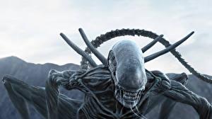 Bilder Monsters Alien: Covenant Film