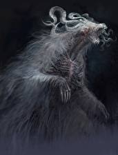 Bilder Monsters Dark Souls 3 Grinsen Spiele Fantasy